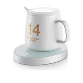 保溫杯墊暖暖杯約55度加熱器自動恒溫保溫碟寶暖杯墊保溫底座熱牛奶【快速出貨八折搶購】
