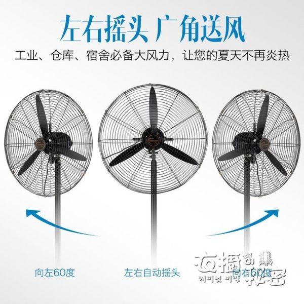 皓彩大風扇純銅工業風扇強力落地扇商用牛角扇大功率壁掛式電風扇HM 衣櫥の秘密