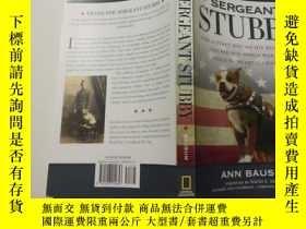 二手書博民逛書店SERGEANT罕見STUBBY ANN BAUSUM(原版英法