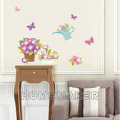 LK-雅緻園藝五彩蔥半手工壁飾貼_LK-HPA2217 (買一送一)