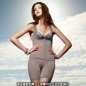 曼黛瑪璉-魔幻美型  重機能中腰中管束褲(芋頭灰)(未滿3件恕不出貨,退貨需整筆退)