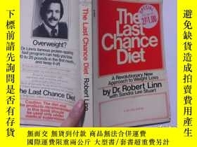 二手書博民逛書店The罕見Last Chance Diet: When Ever