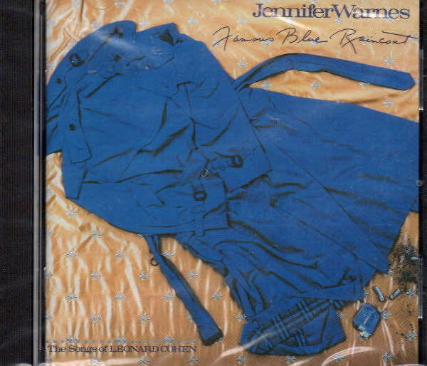 【停看聽音響唱片】【CD】JENNIFER WARNES.FAMOUS BLUE RAINCOAT