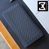 74盎司 皮夾 WEAVE系列-手工編織品牌長夾[N-505](三色)