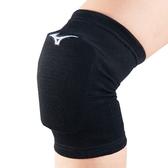 (B3) MIZUNO 美津濃 少年用 排球用護膝 一雙 V2MY801109 黑白 [陽光樂活]