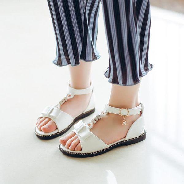 女童涼鞋夏季可愛涼鞋-3色