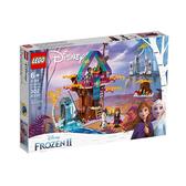 41164【LEGO 樂高積木】Disney 迪士尼 被施法的樹屋(302pcs)