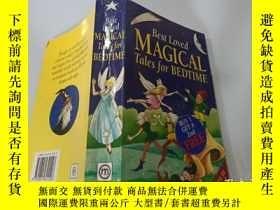 二手書博民逛書店Best罕見Loved Magical Tales for Bedtime 睡前最愛的魔法故事Y200392