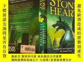 二手書博民逛書店stone罕見heart 石頭心Y200392