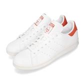 【六折特賣】adidas 休閒鞋 Stan Smith 白 橘 男鞋 女鞋 小白鞋 基本款 運動鞋 【ACS】 BD8023