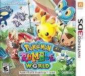 3DS 大家的神奇寶貝亂戰(美版代購)
