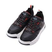 LOTTO ATHLETICA SIRIUS 義式復古老爹鞋 黑 LT9AWR1220 女鞋