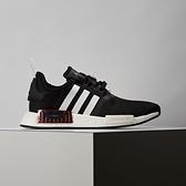 Adidas Originals. NMD_R1 女 黑 襪套式 針織 運動 慢跑 休閒鞋 FY3771