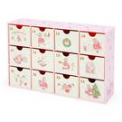 【震撼精品百貨】新娘茉莉兔媽媽_Marron Cream~Sanrio 兔媽媽桌上型置物櫃/收納櫃#01015