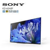 【新竹勝豐群音響】SONY KD-65A8F  OLED 4K HDR 超極真影像處理器 X1 進階版 Android TV
