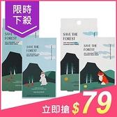 韓國THE FACE SHOP 森林好朋友濟州火山泥鼻膜(7片入)盒裝 款式可選【小三美日】原價$99