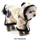 【PET PARADISE 寵物精品】Gaspard et Lisa 新款滿版懶人毯(3S/SS) 寵物衣服 秋冬新品