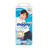 Moony 日本頂級超薄紙尿褲-男用(XXL)(26片x3包)箱購-箱購