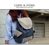 CORRE【CG71071】帆布毛格經典後背包