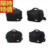 相機包-堅固耐用防摩擦肩背攝影包2色68ab8【時尚巴黎】