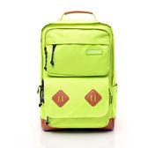 AIRWALK -【禾雅】韓系耀眼系列 - 最大可裝15吋筆電包/後背包 - 螢黃色