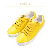 ORWARE-「可水洗」柔軟舒適休閒鞋 652036-04黃