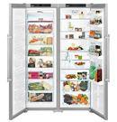 德國 LIEBHERR SBSesf7212 獨立式冷凍+冷藏雙門冰箱