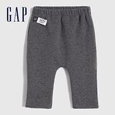 Gap嬰兒 創意立體動物造型休閒褲 480085-深灰色