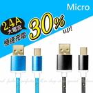 【HA312】KINYO Micro極速充電傳輸線USB-49充電線USB 2.4A傳輸線18K鍍金端子 快充★EZGO商城★
