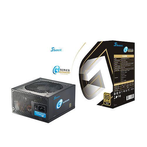 【台中平價鋪】全新 海韻 G-650 650W 80PLUS 金牌 模組化 電源供應器