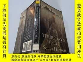 二手書博民逛書店Thursday s罕見Child:星期四的孩子Y200392