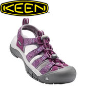 【KEEN 美國 女款 護趾涼鞋〈深紫/紫〉】1016289/護趾涼鞋/涼鞋/休閒涼鞋★滿額送