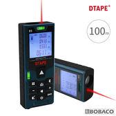 【D3激光半自動三合一測距儀-100M (附電池)】裝潢測量機器 / 紅外線測量 建築 鐵路 工程 身高