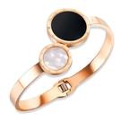 【5折超值價】鈦鋼手環簡約時尚設計流行款鈦鋼手鍊