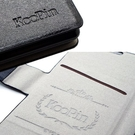 KooPin SONY Xperia J (ST26i) 璀璨星光系列 立架式側掀皮套