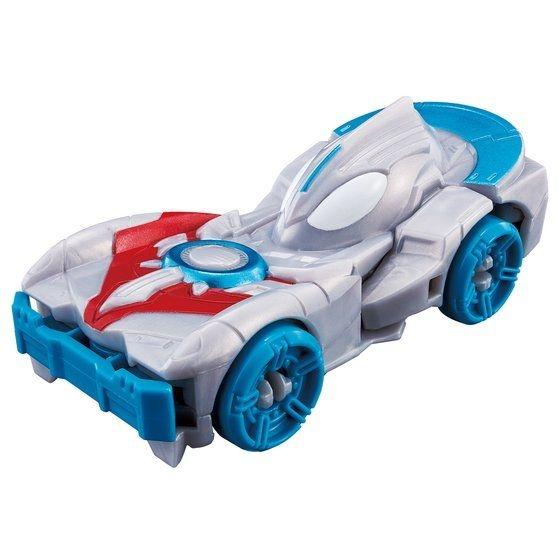 正版 BANDAI 超人力霸王變形車 歐布 ORB 變形車 小車 COCOS FG690