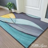 簡約現代家用進門口地墊定制入戶門墊客廳防滑吸水腳墊子臥室地毯HM 范思蓮恩