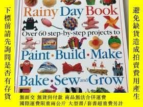 二手書博民逛書店THE罕見FANTASTIC RAINY DAY BOOK:奇妙的雨天書Y212829