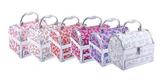 首飾盒 公主歐式韓國 珠寶盒抽屜飾品收納盒創意禮品盒 生日禮物 【快速】