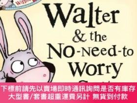 二手書博民逛書店Walter罕見and the No-Need-to-Worry Suit (The Wonderful Worl