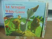 【書寶二手書T3/少年童書_PCU】A Lazy Farmer_An Arrogant White..等_共3本合售