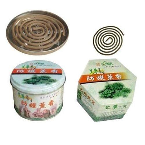 艾草養生防護薰香(鐵盒、紙盒二款可選)