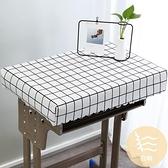 桌布教室課桌套布40x60防水防油免洗套罩書桌桌套【白嶼家居】