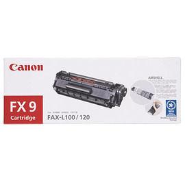 佳能碳粉匣CANON㊣原廠碳粉匣FX-9/ FX9 黑色