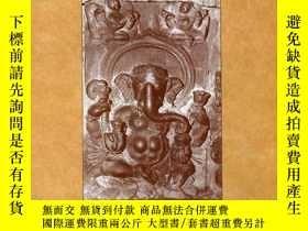 二手書博民逛書店Sculptures罕見from Haryana: Iconog