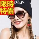太陽眼鏡有型自信-舒適新品抗UV運動男女墨鏡57ac5【巴黎精品】