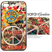 客製 美式 碎花 和平 鴿子 iPhone 4 4S 手機殼 硬殼 磨砂殼 保護殼 保護套【C1001073】