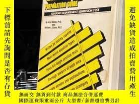 二手書博民逛書店CLIFFS罕見GMAT PREPARATION GUIDEY2