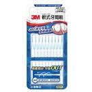 [全新公司現貨]超低優惠價!3M 軟式牙間刷 拋棄式 60入/適用SSS~M齒縫/柔軟有彈性