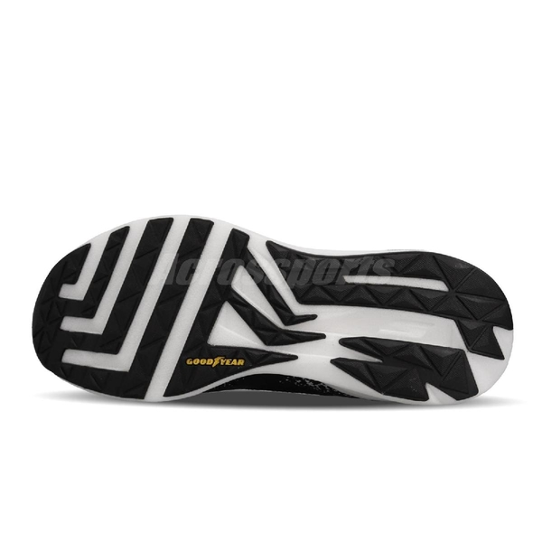 Skechers 慢跑鞋 Go Run Ride 8 黑 白 男鞋 八代 輕量材質 舒適大底 運動鞋【ACS】 55224BKW
